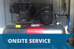 Air Compressor Onsite Service